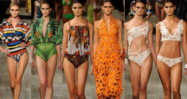 новинки пляжной одежды