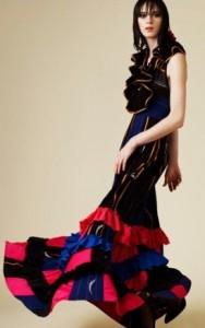 дизайнерское платье-купальник от speedo