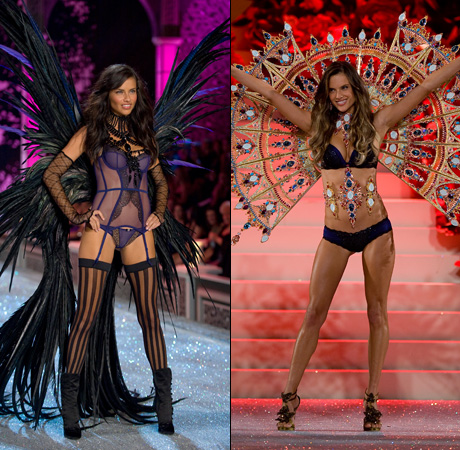 fashion show victoria`s secret
