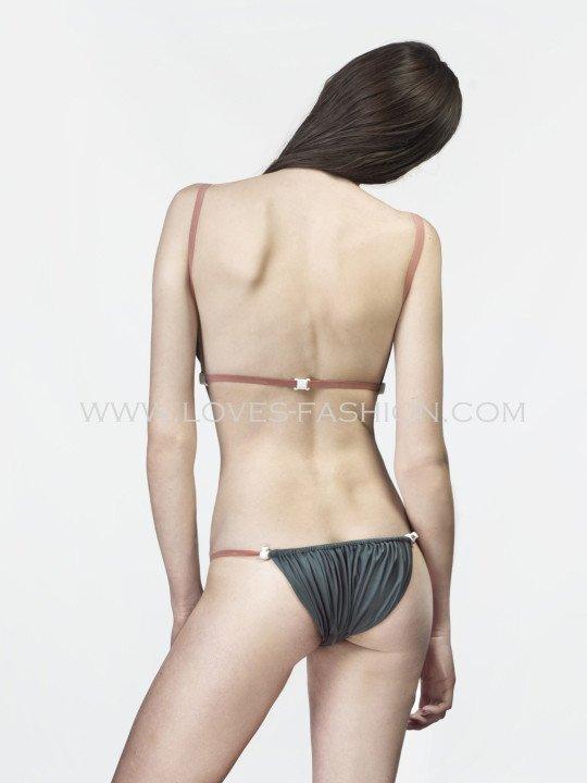 Дизайнерский купальник бикини